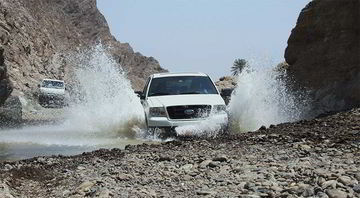 Hatta Mountain Safari