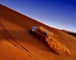 Adventure Red Dune Desert Safari